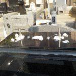 お墓の地震対策について 水戸市 ひたちなか市 墓石