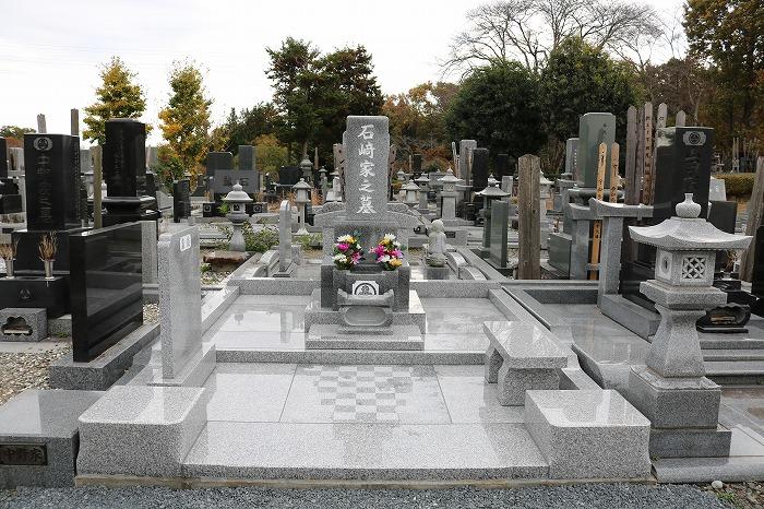 石崎家墓所
