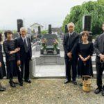 お母様への想い永遠の家族愛 水戸市 お墓 石材店