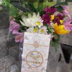 母の日にお手紙を、想いは煙になり届きます 茨城県 水戸市 お墓 石材店